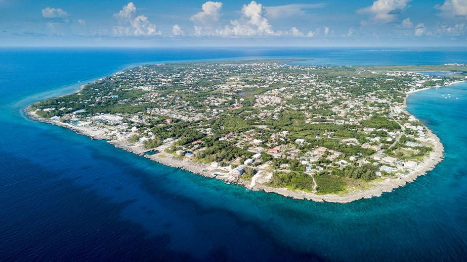 Exploring Grand Cayman
