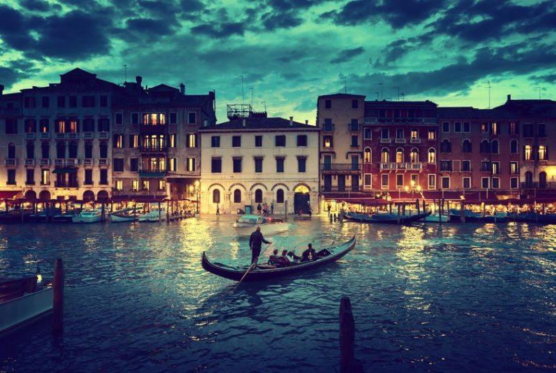 Romantic Getaways of Italy