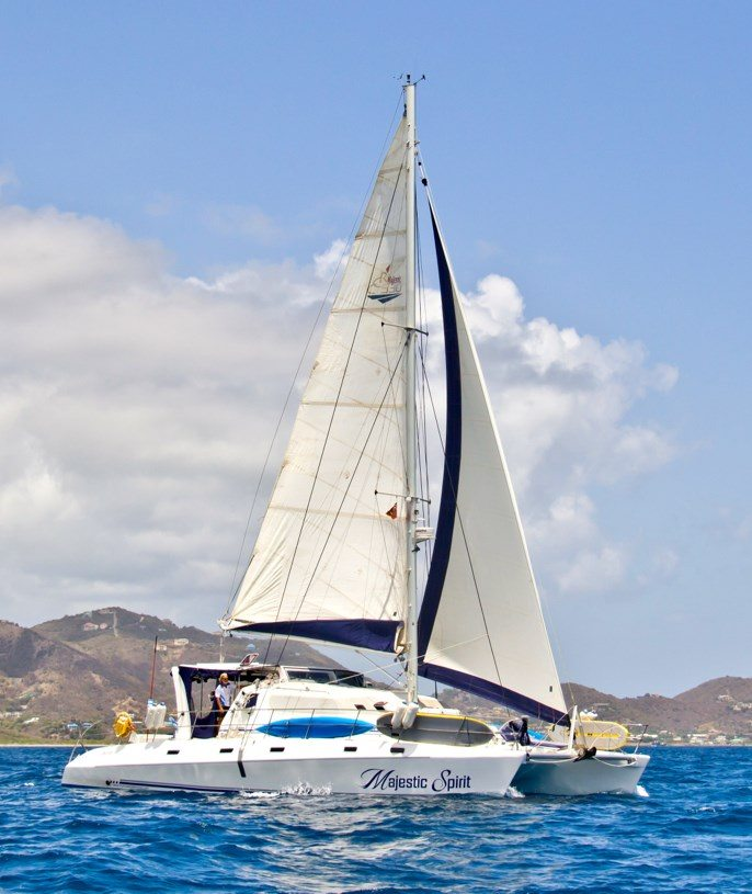 Caribbean Sailing Vacation Planner