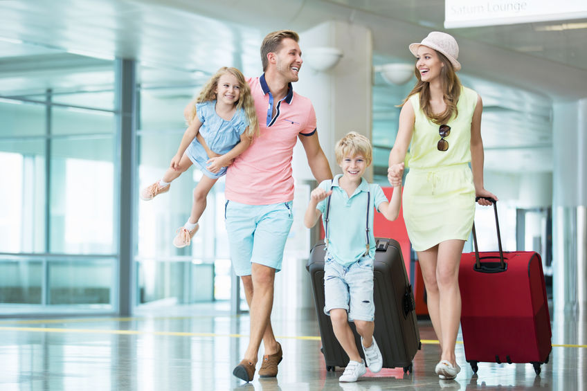 Tips for Travelling Abroad with Children