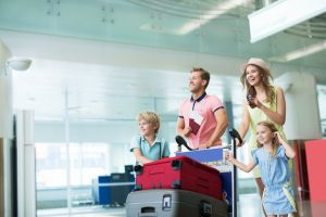 Tips for Traveling Abroad with Children